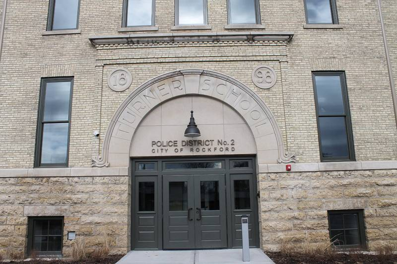 Rockford Police District 2 Station – Historic Renovation